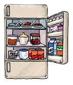 冷蔵庫内の整理