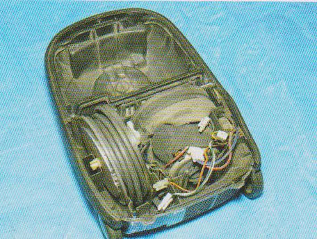 掃除機の分解修理6