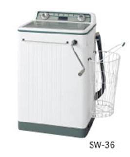 噴流式洗濯機